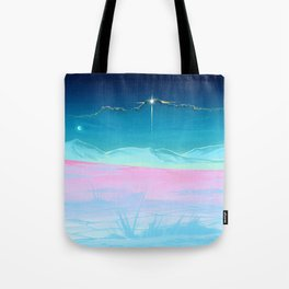 Not on earth anymore Tote Bag