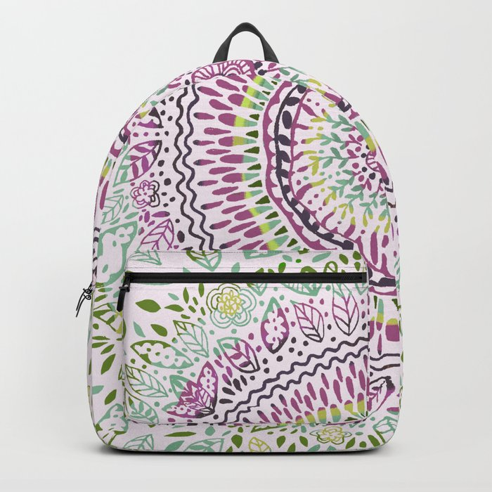 Intricate Spring Backpack