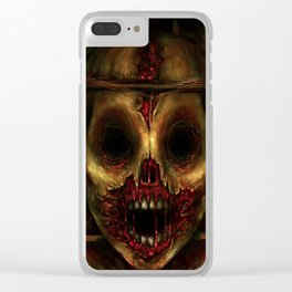 XIII Clear iPhone Case