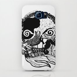 Mermaid Skull iPhone Case
