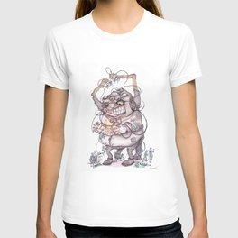 Cybernetic Masses # 10 T-shirt