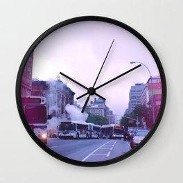 Old New York Wall Clock