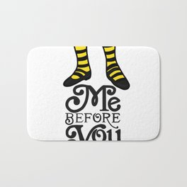 Me Before You Bath Mat