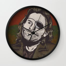 Escape from New York Wall Clock