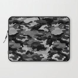 Camouflage (Gray) Laptop Sleeve