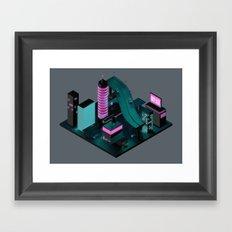 Nippon 2061 Framed Art Print