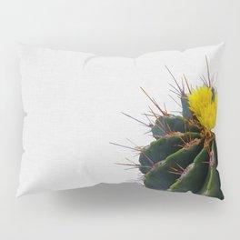 Cactus Flower Pillow Sham