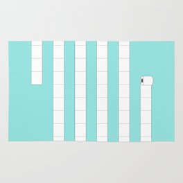 (very) Long Toilet Paper Rug