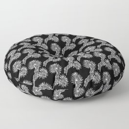 JT Blanco by CREYES Floor Pillow
