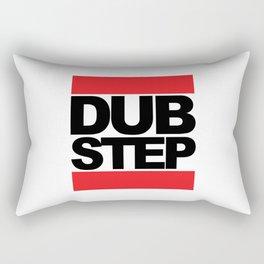 Dubstep Rave Quote Rectangular Pillow