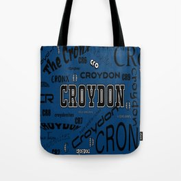 Croydon Wordsworth Tote Bag