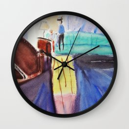 Grand Hôtel Wall Clock
