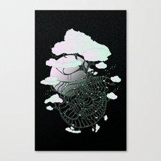 Celestial Tree Canvas Print