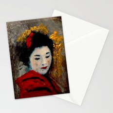 TOKYO SAD SONG Stationery Cards