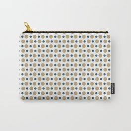 Dots Pattern 16 Carry-All Pouch
