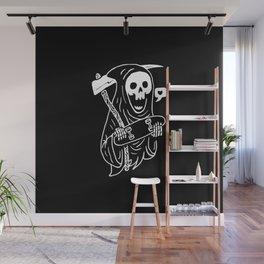 Grim Skater Wall Mural