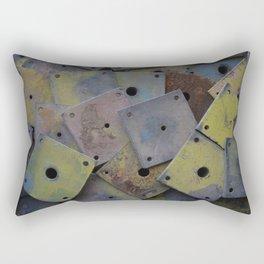 Scaffolding  Rectangular Pillow