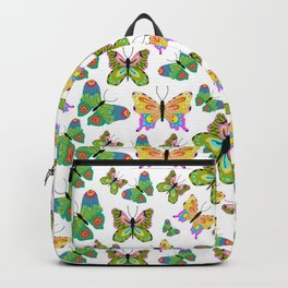 Butterflies in harmony Backpack