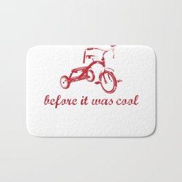 Trike-ster Bath Mat