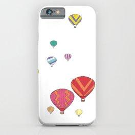 HOT AIR BALLON RIDE iPhone Case