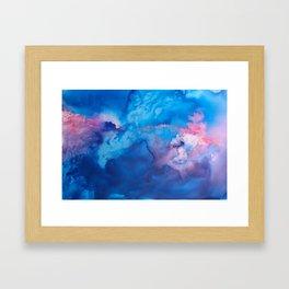 Los Cielos Framed Art Print