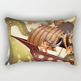MEOWRRRRRRH!!! Rectangular Pillow