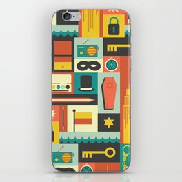 The Amazing Adventures of Kavalier and Clay iPhone Skin