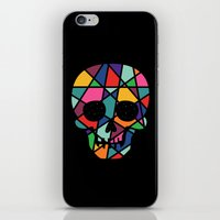 faith iPhone & iPod Skins featuring Faith by Andy Westface