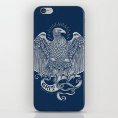 Grit Eagle iPhone & iPod Skin