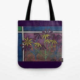 Kokum Flowers #17 Tote Bag