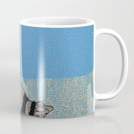Spy Pigeon Coffee Mug