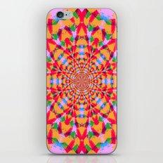 Infinite Spring iPhone & iPod Skin