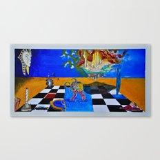 A Dolli Dream Canvas Print