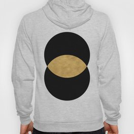 VESICA PISCES CIRCLE ABSTRACT GEOMETRIC SYMBOL Hoody