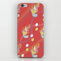 platypus iPhone & iPod Skins featuring Platypus by Sarah Hedge