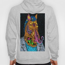 Horse  Monster Man Hoody