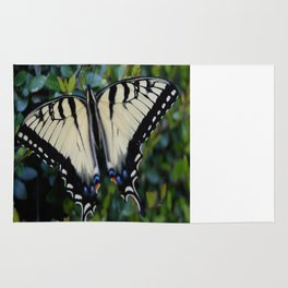 Eastern Tiger Swallowtail Rug