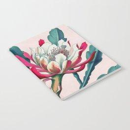 Flowering cactus IV Notebook