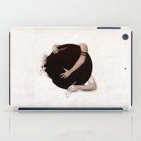 "teen wolf iPad Cases featuring Teen Wolf-""Dark Hearts"" by radruby"