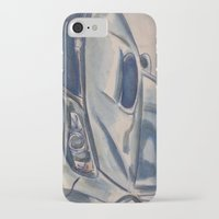 subaru iPhone & iPod Cases featuring Subaru Impreza by Craig Holland Illustration