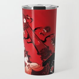 Masque of the Red Death Travel Mug