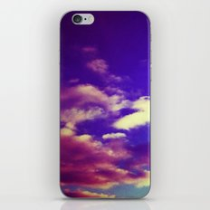 Cluster of Clouds iPhone & iPod Skin