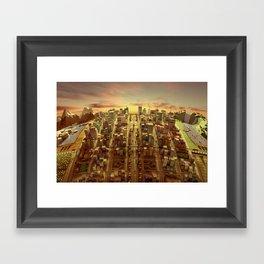 Argentine Framed Art Print