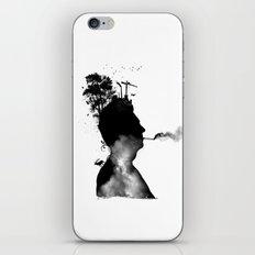 URBAN BLACK MAN iPhone & iPod Skin