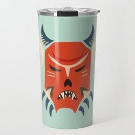 Kuker Evil Monster Mask Travel Mug