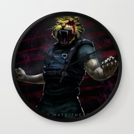 Hotline miami - Tony Wall Clock