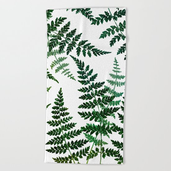Botanical Bliss #society6 #decor #buyart Beach Towel