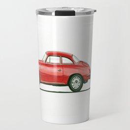 Porsche 356 B Karmann Hardtop Coupe Travel Mug