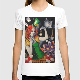 Sombrerera loca T-shirt