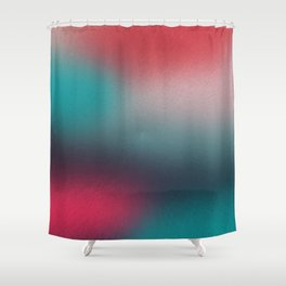 Abstract background 158 Shower Curtain